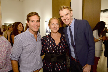 Catherine Bennett 'Patrick Demarchelier' Special Exhibition Preview to Celebrate NYFW: The Shows Spring 2016