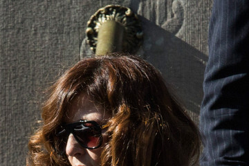 Catherine Keener Funeral Held for Philip Seymour Hoffman