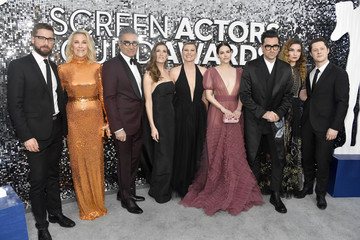 Catherine O'Hara Eugene Levy 26th Annual Screen ActorsGuild Awards - Red Carpet