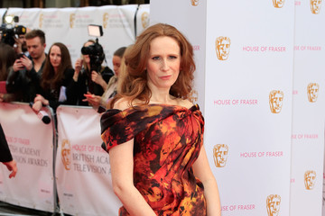 Catherine Tate House of Fraser British Academy Television Awards - Red Carpet Arrivals