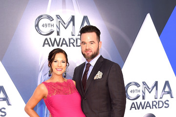 Catherine Werne 49th Annual CMA Awards - Arrivals