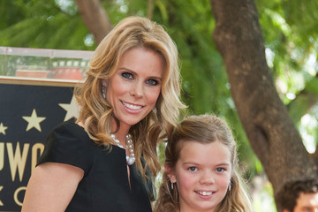 Catherine Young Cheryl Hines Honored on the Walk of Fame — Part 2