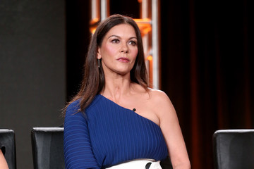 Catherine Zeta-Jones 2017 Winter TCA Tour - Day 8