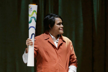 Cathy Freeman Prime Minister's Olympic Dinner