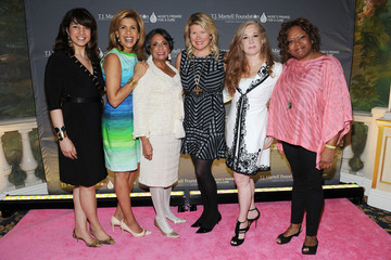 Cathy Hughes Arrivals at the Women of Influence Awards