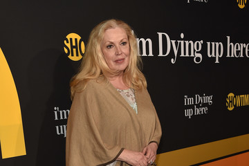 Cathy Moriarty Premiere of Showtime's 'I'm Dying Up Here' - Red Carpet