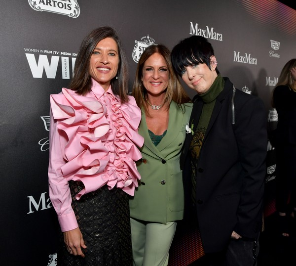 13th Annual Women In Film Female Oscar Nominees Party presented by Max Mara, Stella Artois, Cadillac, and Tequila Don Julio, with additional support from Vero Water - Red Carpet