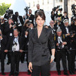 Catrinel Menghia 'Ash Is The Purest White (Jiang Hu Er Nv)' Red Carpet Arrivals - The 71st Annual Cannes Film Festival