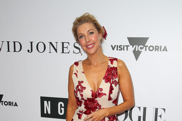 Catriona Rowntree NGV Gala - Arrivals