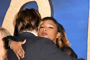 """Director Tom Hooper and Jennifer Hudson attend the """"Cats"""" photocall at The Corinthia Hotel on December 13, 2019 in London, England."""