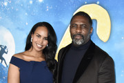 "Sabrina Dhowre Elba and Idris Elba attend the world premiere of ""Cats"" at Alice Tully Hall, Lincoln Center on December 16, 2019 in New York City."