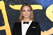"""Vanessa Ray attends the world premiere of """"Cats"""" at Alice Tully Hall, Lincoln Center on December 16, 2019 in New York City."""