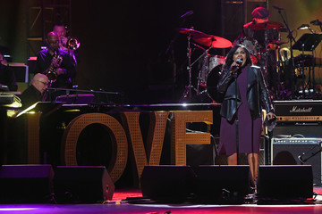 CeCe Winans 'Love Rocks NYC! A Change is Gonna Come: Celebrating Songs of Peace, Love and Hope' A Benefit Concert for God's Love We Deliver - Inside