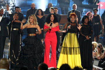 CeCe Winans 2018 American Music Awards - Fixed Show