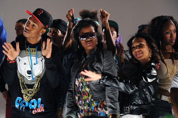 The Bangz Music Video Shoot Featuring The New Boyz