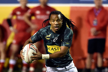 Cecil Afrika 2018 USA Sevens Rugby Tournament - Day 1