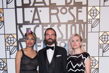 Cecile Cassel Rose Ball 2017 To Benefit The Princess Grace Foundation In Monaco
