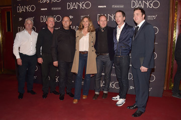 Cecile De France Django Paris Premiere At Le Grand Rex