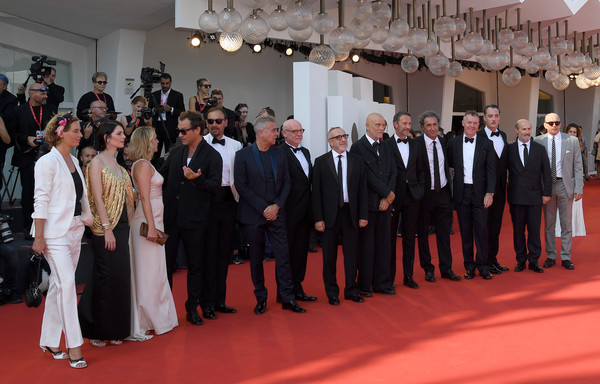 'The New Pope' Red Carpet Arrivals - The 76th Venice Film Festival