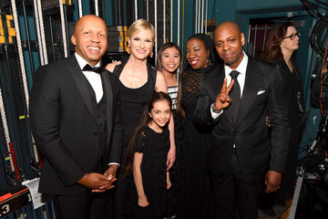 Cecile Richards 90th Annual Academy Awards - Backstage