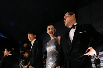 Cecilia Cheung Busan International Film Festival - Day 1