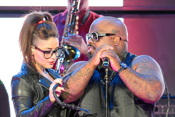 Cee-Lo Green Lionel Richie And CeeLo Green In Concert At Mandalay Bay