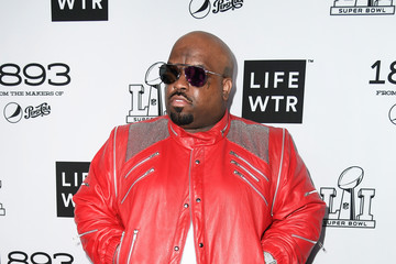 Cee-Lo Green LIFEWTR Art After Dark - Red Carpet Arrivals