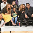 Beyonce Knowles and Tina Knowles Photos