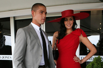 Didier Cohen Celebrities Attend The BMW Caulfield Cup