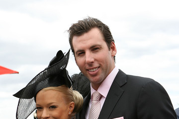 Candice Alley Celebrities Attend Emirates Melbourne Cup Day 2009