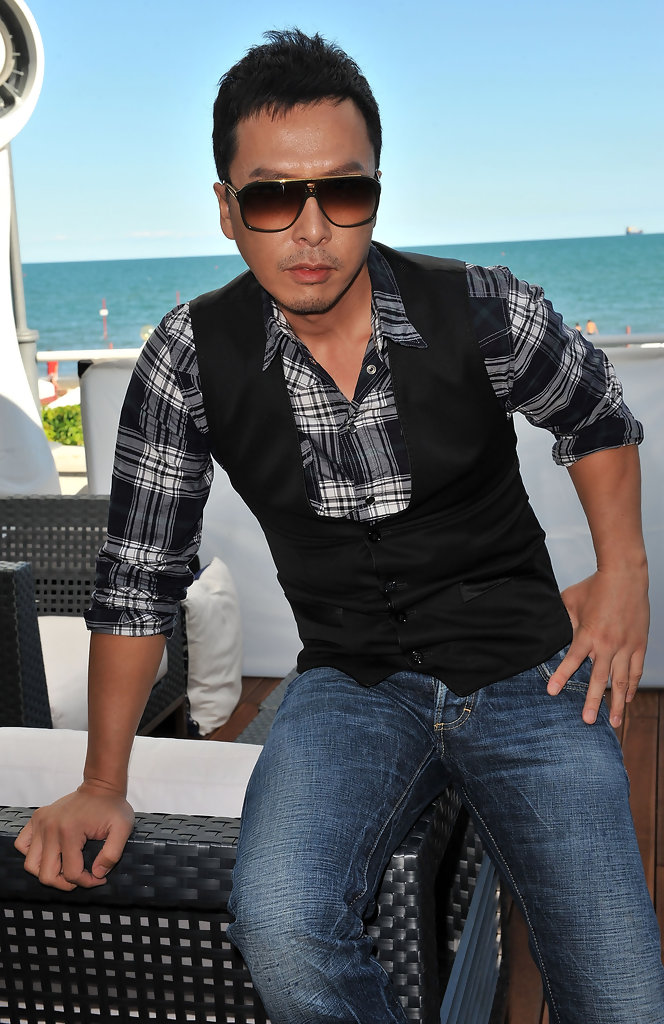 Donnie Yen Semi Casual