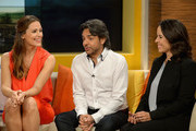 Jennifer Garner and Eugenio Derbez Photos Photo