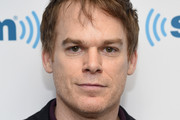 Michael C. Hall attends SiriusXM Studios on May 10, 2018 in New York City.