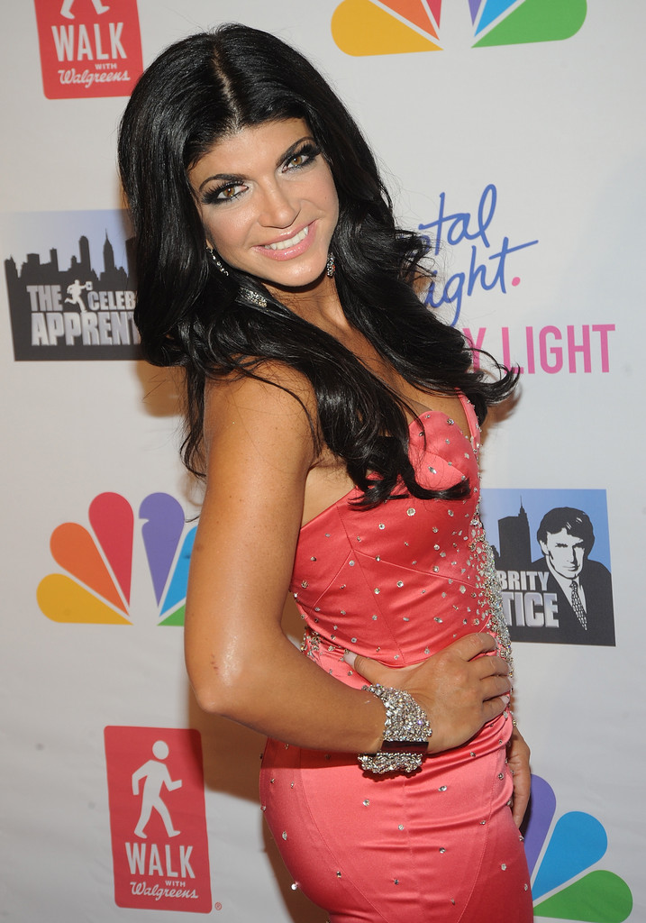 Teresa Giudice asked Trump to write letter for husband ...