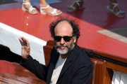 Luca Guadagnino is seen arriving at the Excelsior during the 77th Venice Film Festival on September 06, 2020 in Venice, Italy.