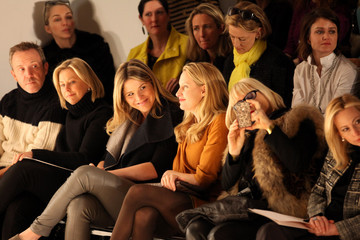 Celerie Kemble Lela Rose - Front Row - Fall 2013 Mercedes-Benz Fashion Week