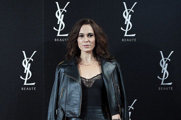 Celia Freijeiro 'YSL Beaute, THE SLIM Rouge PurCouture' Party Presentation In Madrid