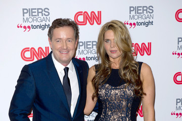 Celia Walden Piers Morgan Tonight - CNN Launch Party
