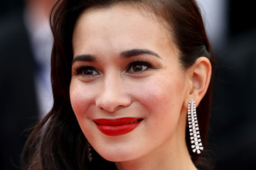 Celina Jade 'Everybody Knows (Todos Lo Saben)' & Opening Gala Red Carpet Arrivals - The 71st Annual Cannes Film Festival