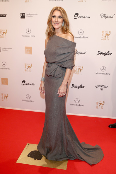 Celine Dion - BAMBI Awards 2012 - Red Carpet Arrivals