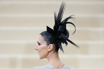 Celine Dion 'Rei Kawakubo/Comme des Garcons: Art of the In-Between' Costume Institute Gala - Outside Arrivals