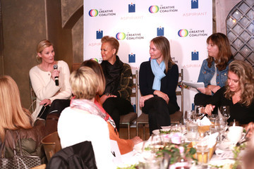 Celine Rattray The 2018 Creative Coalition Leading Women's Luncheon Presented by Aspiriant