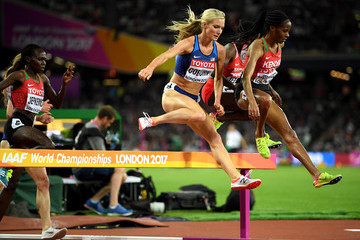 Celliphine Chepteek Chespol 16th IAAF World Athletics Championships London 2017 - Day Eight
