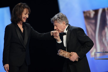 Nathalie Baye Ceremony - Cesar Film Awards 2011