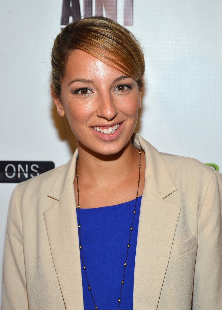 vanessa lengies photos photos quotcertaintyquot premiere and