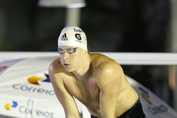 Cesar Cielo Maria Lenk Swimming Trophy 2015 - Day 4