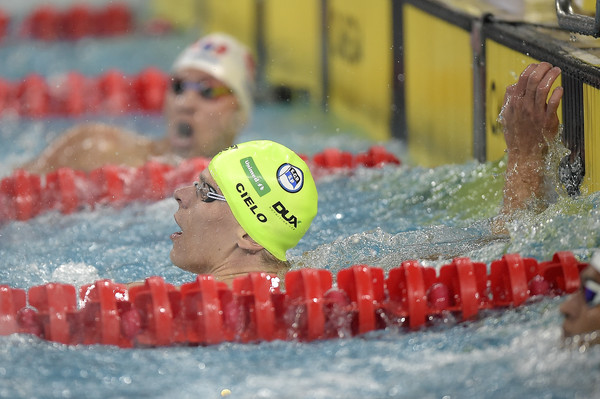 Maria Lenk Swimming Trophy 2018 - Day 1