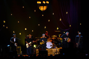 Cesar Rosas The 2015 MusiCares Person Of The Year Gala Honoring Bob Dylan - Show