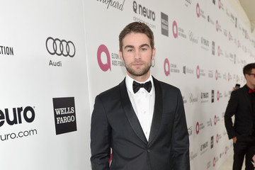 Chace Crawford Elton John AIDS Foundation Oscar Viewing Party — Part 3