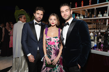 Chace Crawford Kaitlynn Carter Jenner 27th Annual Elton John AIDS Foundation Academy Awards Viewing Party Sponsored By IMDb And Neuro Drinks Celebrating EJAF And The 91st Academy Awards - Inside